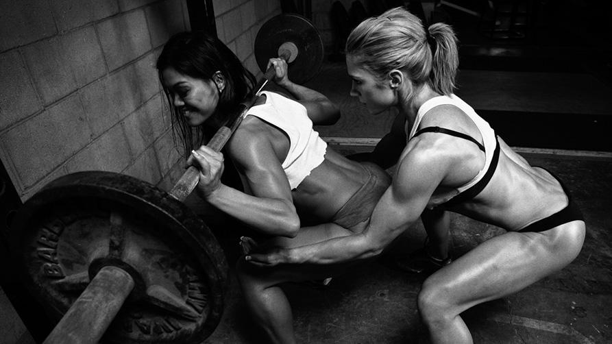 Kvinder på Steroider