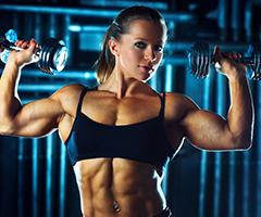anabolske steroider kvinder