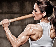 steroider kvinder
